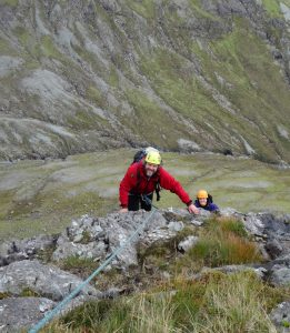 Guided Rock Climbing and Experiences