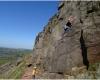 Rock climbing Peaks