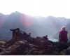 Cuillin Ridge Rock climbing