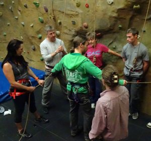 Climbing Wall Instructor CWI
