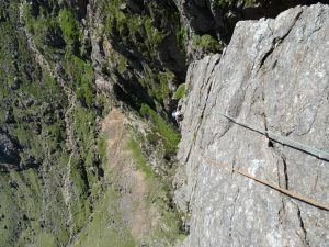 Guided Climbing Main Wall Cyn Las