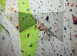 Free lead Climbing courses