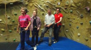 Indoor Climbing Assistant ICA