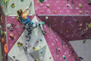 Climbing Wall Development Instructor CWDI