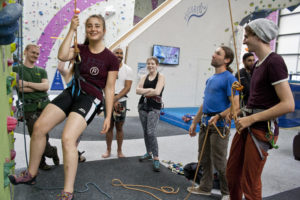 Climbing Wall Instructor CWI