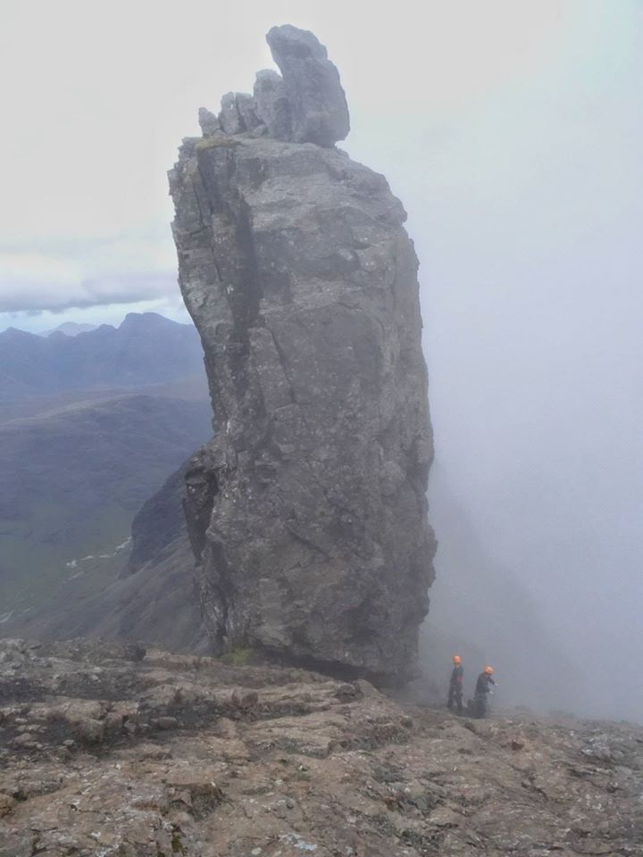 Inaccessible Pinnacle In Pinn