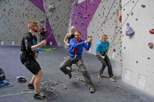 Climbing Wall Development Instructor CWDI