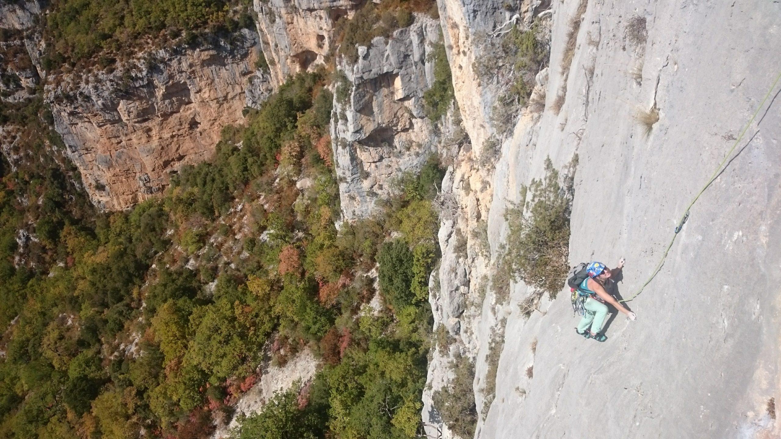 Danny Dannywg climbing