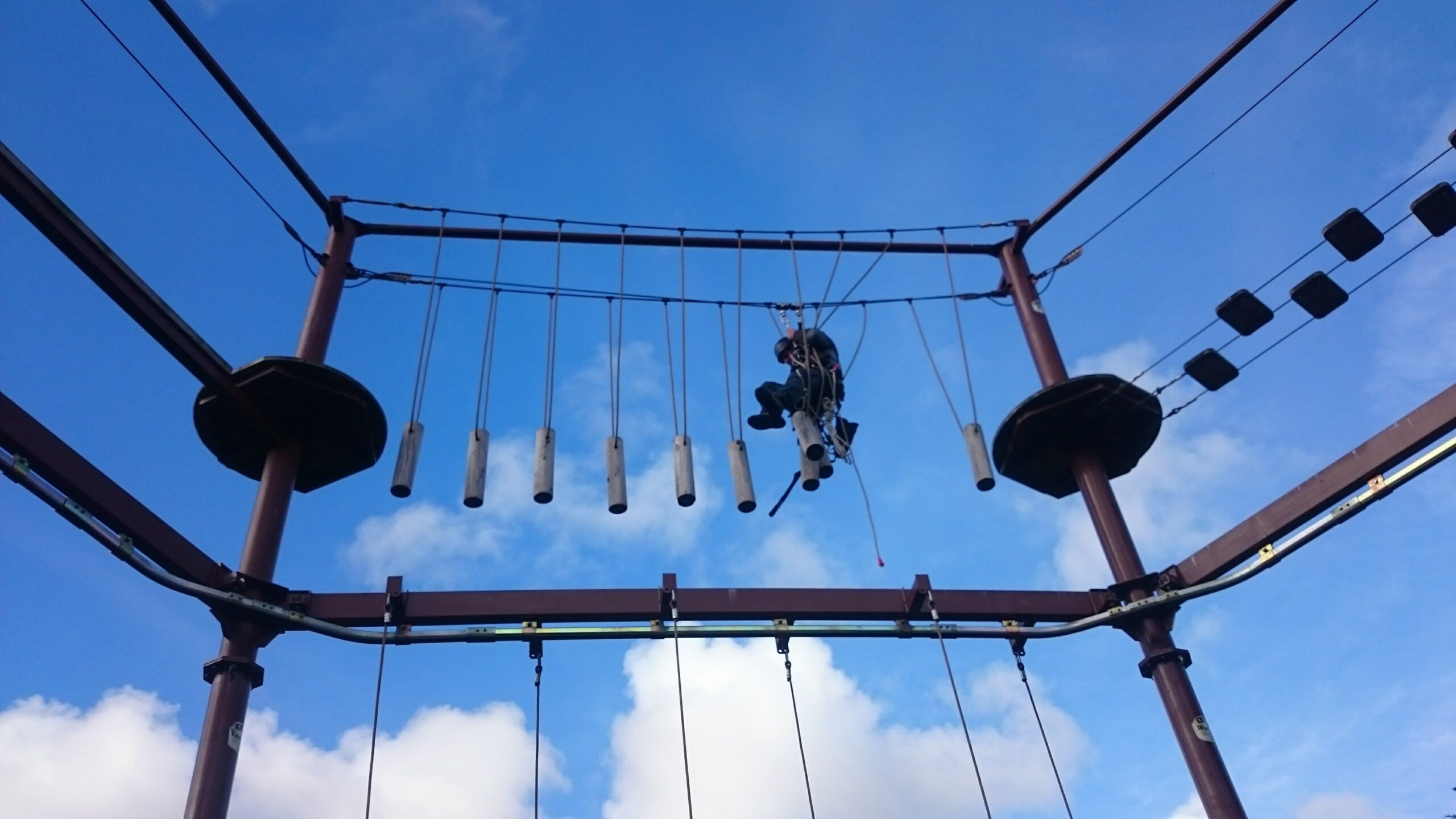High Rope and Adventure courses