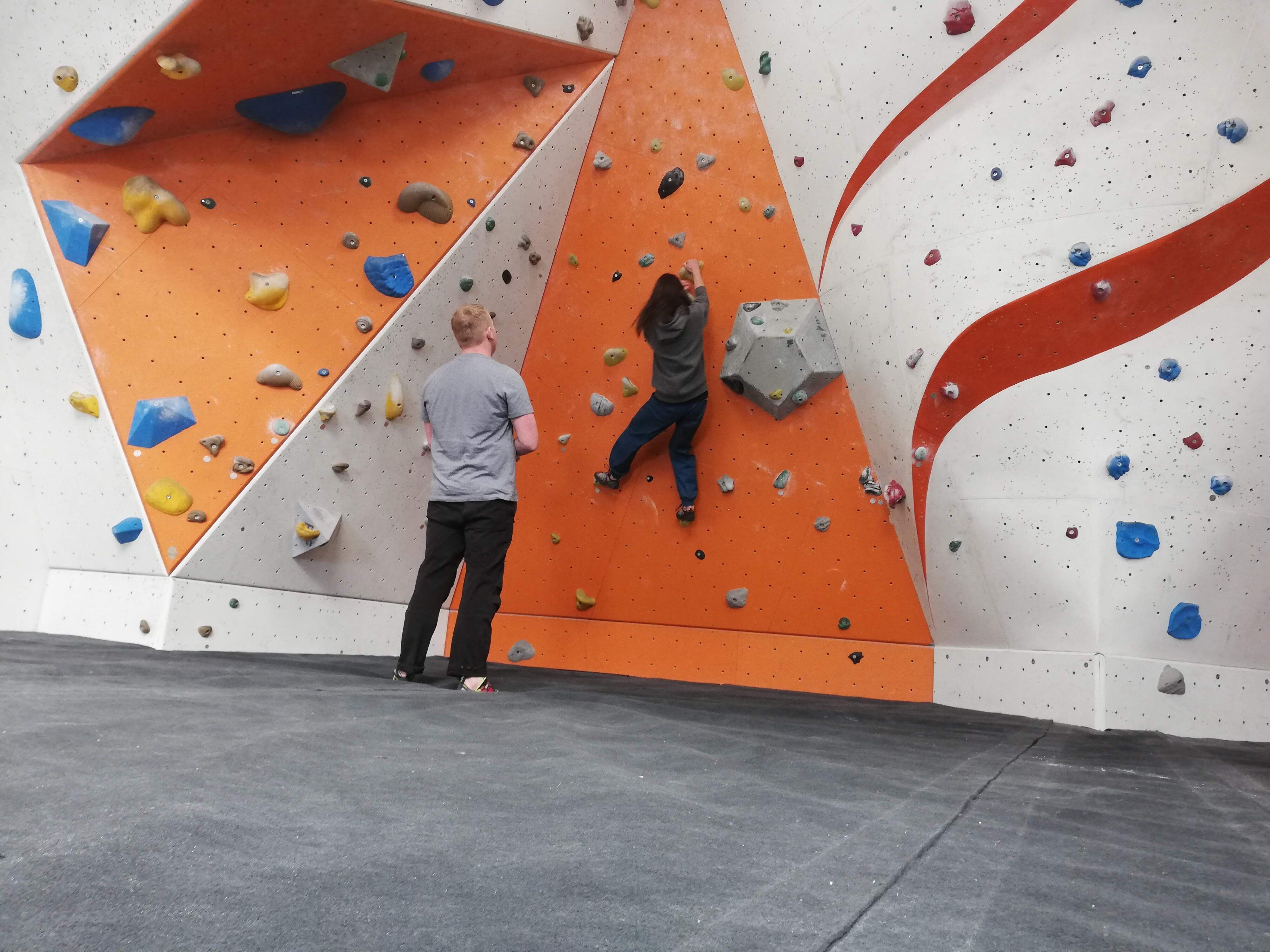Rock Climbing Instructor (RCI)